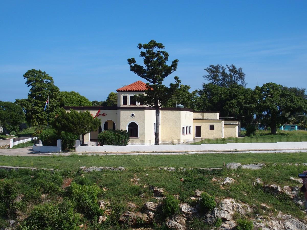 Che Guevaras Haus