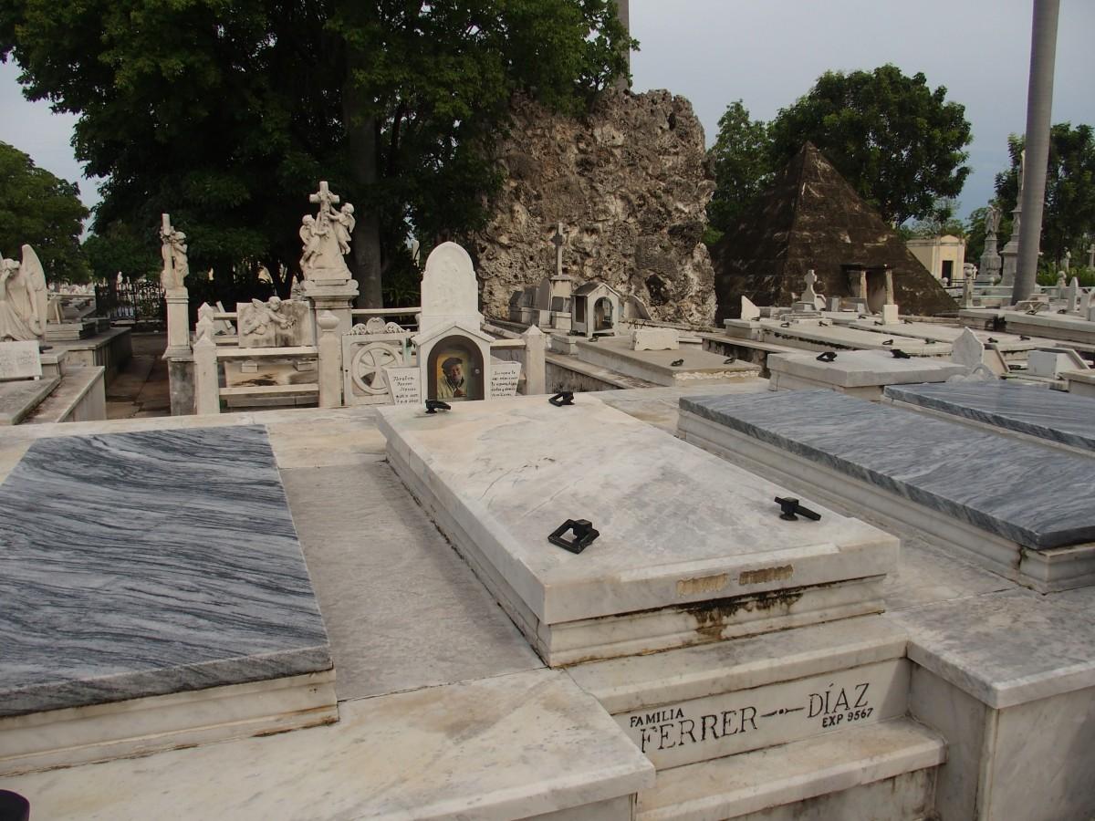 Grab von Ibrahim Ferrer