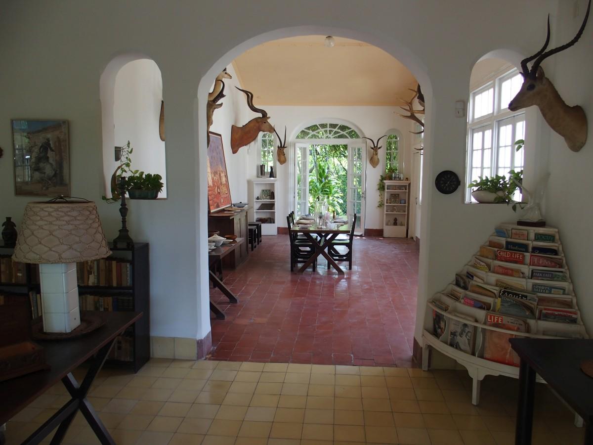 Hemingways Anwesen