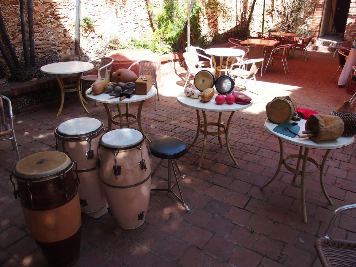 Perkussion-Instrumente